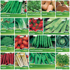 Herb And Vegetable Seeds Mr Fothergills Country Value
