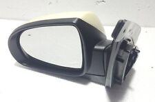 Kia Picanto 08-11 Electric Adjust Wing Door Mirror Primed Cover Left Passenger