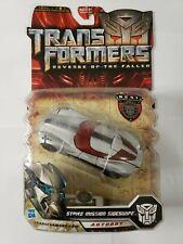 Transformers Revenge Of The Fallen STRIKE MISSION SIDESWIPE Deluxe New Sealed
