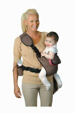 PortaMEe Ergomonic Lumbar Baby Child Carrier System - Grey/Pink
