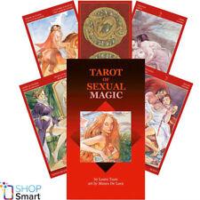 TAROT OF SEXUAL MAGIC DECK CARDS TUAN ESOTERIC FORTUNE TELLING NEW