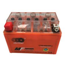 12V Gel YTX9-BS ATV Battery Honda TRX250 TRX300 TRX400 TRX700 Fourtrax Sportrax