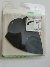 Festool 488036 DX 93 StickFix Sanding Pad, Extended Length ,