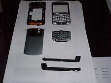 Genuine Original Blackberry 8300 8310 Curve Silver Fascia Facia Cover Housing