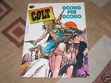 COLT N.1 - OCCHIO PER OCCHIO
