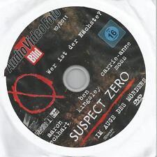 Suspect Zero - Im Auge des Mörders / AVF-Bild-Edition 10/11 / DVD-ohne Cover