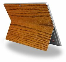 Decal Skin for Surface Pro 4 Wood Grain - Oak 01