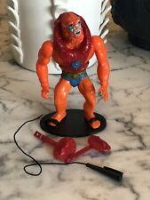 Vintage He Man MOTU Beast Man Action Figure
