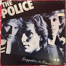 THE POLICE,REGGATTA DE BLANC ALBUM.LP 33,RECORD IN GREAT CONDITION.
