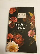 Laura Geller Central Park Gace, Eye And Cheek Palette