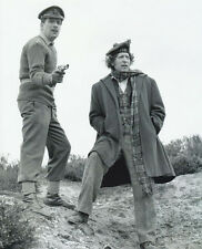 Tom Baker and Nick Courtney UNSIGNED photo - H15 - Doctor Who