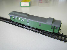 Vintage Arnold Rapido 0330 DB Baggage & Mail Car Boxed 1:160 N Scale