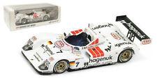 Spark 43LM97 TWR Porsche WSC 95 #7 'Joest' Le Mans Winner 1997 - 1/43 Scale