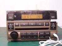 05-06 NISSAN Non-Bose ALTIMA RADIO CD PLAYER AUX Input 28185-ZB10C