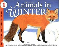 Animals in Winter (Lets-Read-and-Find-Out Science) by Henrietta Bancroft, Richa