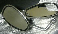 Harley Davidson Chrome Side Mirrors