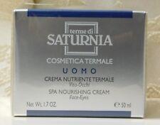 Terme di Saturnia Crema Nutriente Termale Uomo