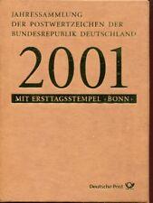 Bund Jahressammlung 2001 der Deutschen Post