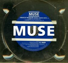 MUSE        MUSCLE MUSEUM / NEW BORN    2x  UK Promo CD's