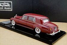 1/43 Rolls Royce Phantom V Limousine Park Ward  Chassis:5LCG57 (Red)