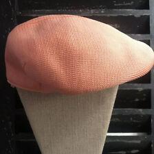 ARDEN B Light Knit Ivy Cap Mango Peach Light Orange One Size