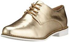 Buffalo London15p73-1 Mercure Leather - Scarpe stringate Donna Oro (gold (gol