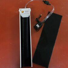 Fine Gold Recovery Mini Sluice Box GPAA Modified 110v pump V & Gold Stop Mat
