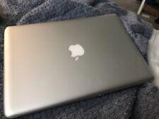 Functional Apple MacBook Pro (October, 2011): Used/For Parts- Spacebar Broken