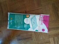 2x12 filtres Charbon pour maison a toilette pour chat ferplast FPI 5361 (42x30)
