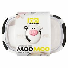 Joie Moo Moo Butter Dish Keeper with Lid Lurpak