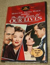 The Best Years Of Our Lives Dvd,New & Sealed, Region 1, Standard Version, Oscars