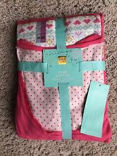 BNWT PINK MIX PYJAMA SET SIZE 20-22, FULL LENGTH,3/4 SLEEVE TOP, COTTON-M&S