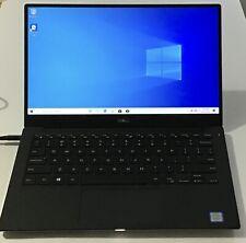 Dell XPS 13 9360 Laptop: Core i7-8550U, 8GB RAM, 256GB SSD, 13.3 Full HD   #506