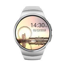 Bluetooth Smart Watch Armbanduhr Handy Plusuhr Für iPhone Android Samsung HTC DE