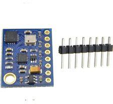 10DOF L3GD20 LSM303D BMP180 Gyro Accelerometer Compass Altimeter For Arduino S3