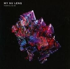 My Nu Leng - Fabriclive 86: My Nu Leng (NEW CD)