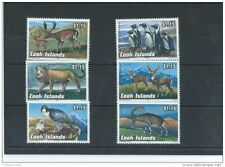 LOT : 022015/042 - COOK 1992 - YT N° 1071/1076 NEUF SANS CHARNIERE ** (MNH) GOMM