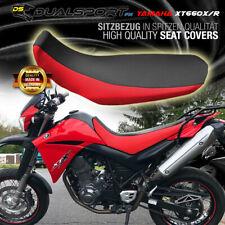 YAMAHA XT 660 X R Sitzbezug, Seat Cover - RED - passend für XT660 R X bx DSFX