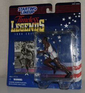1996 STARTING LINEUP TIMELESS LEGENDS 68986 -*JESSE OWENS*- *NOS*