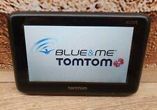 Tom Tom TomTom 2 Go 4CS01 Blue & Me Sat Nav FREE P&P