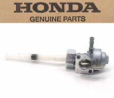 New Genuine Honda Petcock XR80 XL80 XL100 CB125 XL200 200X Fuel Gas Valve #E68