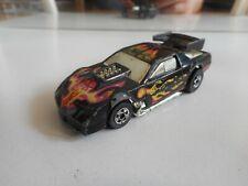 Hotwheels Flip-Over car in Black