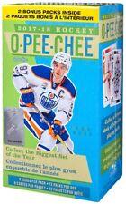 NHL 2017-18 O-Pee-Chee Platinum Trading Card BLASTER Box