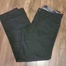 Brax Cesar Men's Regular Fit Pants 38/34 Gray