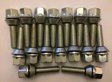 M12X1.5 X 16 40 mm Hilo Wobbly Pernos De Rueda De Aleación PCD corrección OPEL 65.