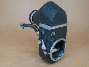 Leitz Leica Visoflex II OCLOM / 16458 inc 90deg finder OTXBO