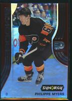 2019-20 Upper Deck Synergy Red Parallel #76 Philippe Myers Rookie RC