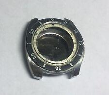 Cordura Man's Watch Case Vintage 1970s Swiss Made