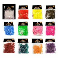 Loom Bands  600 Rubber Bands  Loom Band S Clips  Lots of Colours UK Stockist