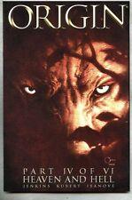 Wolverine The Origin #4-2002 nm Joe Quesada Andy Kubert